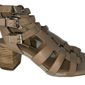 BCBG Generation Women's Strap Gladiator Sandals 8M